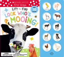Lift the Flap: Look Who's Mooing! (Scholastic Early Learners), Novelty book Book
