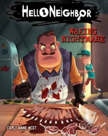 Waking Nightmare (Hello Neighbor #2), Paperback Book