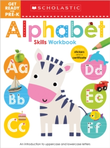 Get Ready for Pre-K Skills Workbook: ABC (Scholastic Early Learners), Paperback Book