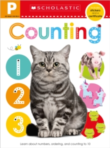 Get Ready for Pre-K Skills Workbook: Counting (Scholastic Early Learners), Paperback Book