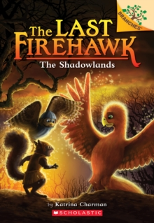 The Shadowlands: A Branches Book (The Last Firehawk #5), Paperback Book