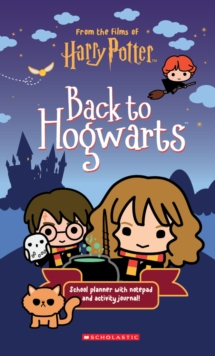 Back to Hogwarts, Hardback Book