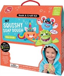 MY SQUISHY SOAP DOUGH, Paperback Book