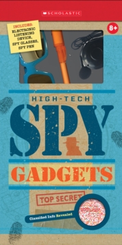 Spy Gadgets, Quantity pack Book