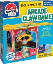Arcade Claw Game, Mixed media product Book