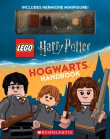 Hogwarts Handbook (LEGO Harry Potter), Paperback / softback Book