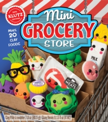 Mini Grocery Store, Mixed media product Book