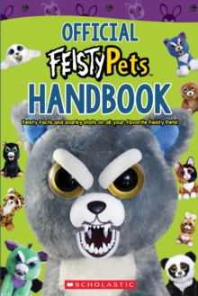 Official Handbook (Feisty Pets), Mixed media product Book