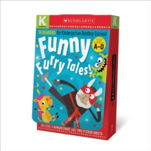 Funny Furry Tales A-D Kindergarten Reader Box Set: Scholastic Early Learners (Guided Reader), Quantity pack Book