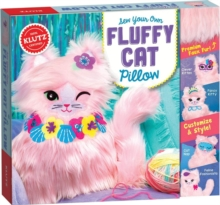 Sew Your Own Fluffy Cat Pillow, Mixed media product Book