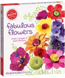 Fabulous Flowers, Mixed media product Book