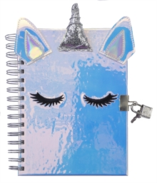 Super Shiny Unicorn Diary, Hardback Book