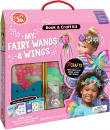 My Fairy Wands & Wings, Mixed media product Book