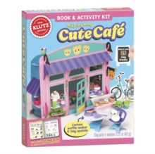 Mini Clay World: Cute Cafe, Mixed media product Book