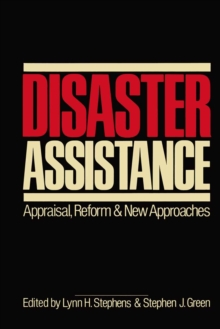 Disaster Assistance, PDF eBook