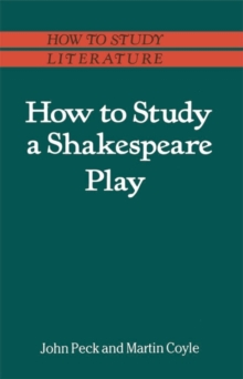 How to Study a Shakespeare Play, PDF eBook