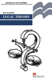 Legal Theory, PDF eBook