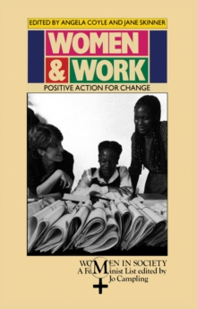 Women and Work : Positive Action for Change, PDF eBook