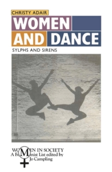 Women and Dance : Sylphs and Sirens, PDF eBook