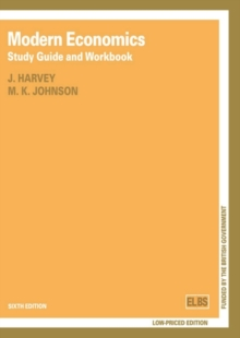 Modern Economics: Study Guide and Workbook : Study Guide and Workbook, PDF eBook
