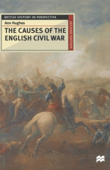 The Causes of the English Civil War, PDF eBook