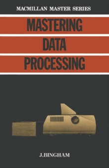 Mastering Data Processing, PDF eBook