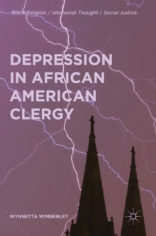 Depression in African American Clergy, Hardback Book
