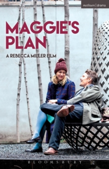Maggie's Plan, Paperback Book