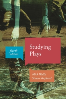 Studying Plays, Paperback Book