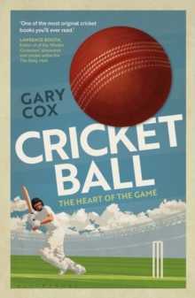 Cricket Ball, Hardback Book
