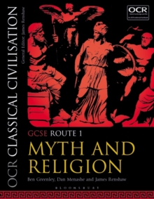 OCR Classical Civilisation GCSE Route 1 : Myth and Religion, Paperback Book