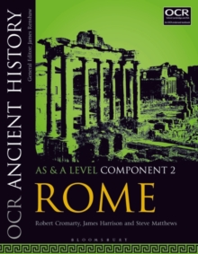 OCR Ancient History AS and A Level Component 2 : Rome, Paperback Book