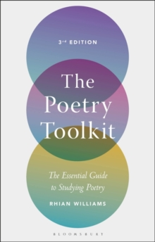The Poetry Toolkit : The Essential Guide to Studying Poetry, Paperback / softback Book