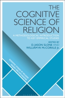 The Cognitive Science of Religion : A Methodological Introduction to Key Empirical Studies, Paperback / softback Book