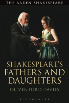 Shakespeare's Fathers and Daughters, Paperback Book