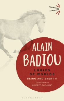 Logics of Worlds : Being and Event II, EPUB eBook