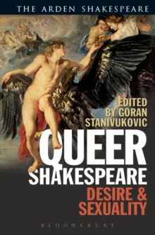 Queer Shakespeare : Desire and Sexuality, Paperback / softback Book