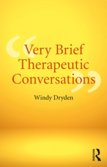 Very Brief Therapeutic Conversations, PDF eBook