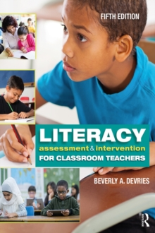 Literacy Assessment and Intervention for Classroom Teachers, EPUB eBook