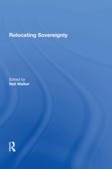 Relocating Sovereignty, EPUB eBook