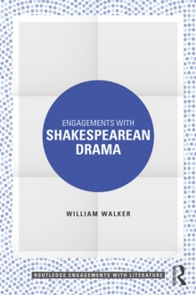 Engagements with Shakespearean Drama, PDF eBook