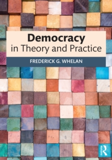 Democracy in Theory and Practice, PDF eBook