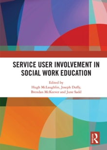 Service User Involvement in Social Work Education, EPUB eBook
