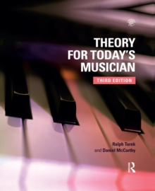 Theory for Today's Musician Textbook, EPUB eBook
