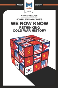 We Now Know : Rethinking Cold War History, PDF eBook