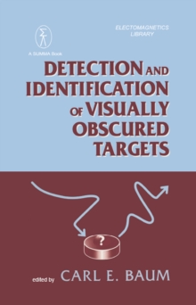Detection And Identification Of Visually Obscured Targets, PDF eBook