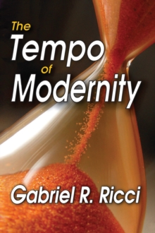 The Tempo of Modernity, PDF eBook