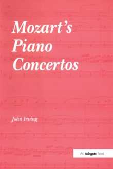 Mozart's Piano Concertos, EPUB eBook