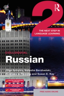 Colloquial Russian 2 : The Next Step in Language Learning, PDF eBook