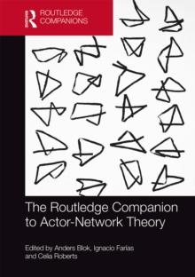 The Routledge Companion to Actor-Network Theory, EPUB eBook